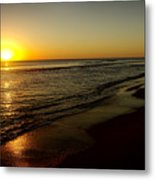 Sunrise First Light Metal Print