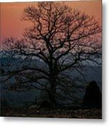 Sunrise From Bolton Ma Metal Print