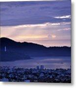 Sunrise In Da Nang 2 Metal Print
