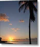 Sunrise In Key West 2 Metal Print