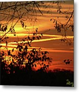 Sunrise In Tennessee Metal Print