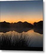 Sunrise Metal Print by Michael Tesar