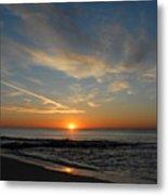 Sunrise Ocean 75 Metal Print