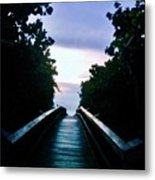 Sunrise On The Other Side Metal Print
