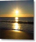Sunrise Over The Ocean8852 Metal Print