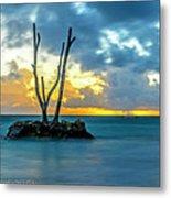 Sunrise Punta Cana #2 Metal Print