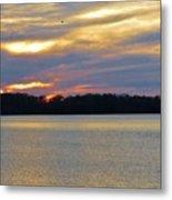 Sunrise-sunset 3 Metal Print