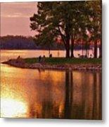 Sunrise-sunset 5 Metal Print