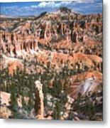Sunrise Trail Bryce Canyon Metal Print