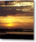 Sunset 0001 Metal Print