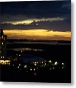 Sunset 0002 Metal Print