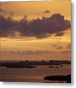 Sunset 0004 Metal Print