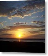 Sunset 0007 Metal Print
