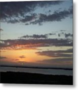 Sunset 0008 Metal Print