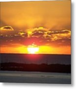 Sunset 0010 Metal Print