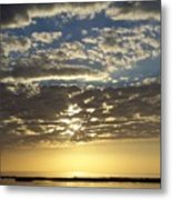 Sunset 0011 Metal Print