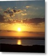 Sunset 0012 Metal Print