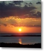 Sunset 0013 Metal Print