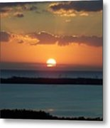 Sunset 0014 Metal Print