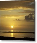 Sunset 0019 Metal Print