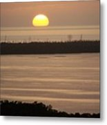 Sunset 0022 Metal Print