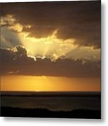 Sunset 0024 Metal Print