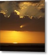 Sunset 0025 Metal Print