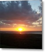 Sunset 0026 Metal Print