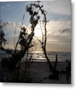 Sunset 0027 Metal Print