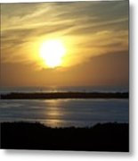 Sunset 0030 Metal Print
