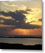 Sunset 0036 Metal Print