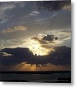 Sunset 0044 Metal Print