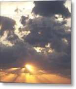 Sunset 0045 Metal Print