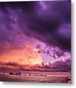 Sunset #10 Metal Print