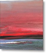 Sunset 12 Metal Print