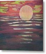 Sunset-3 Metal Print