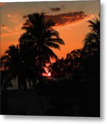 Sunset - 46 Metal Print