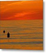 Sunset 5 Metal Print