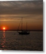 Sunset 502 Metal Print