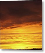 Sunset - 52 Metal Print