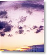 Sunset #7 Metal Print