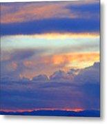 Sunset 8-19-15 Metal Print