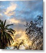 Sunset - A Natural Wonder Metal Print