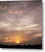 Sunset Ahuachapan 19 Metal Print