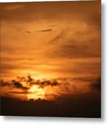 Sunset Ahuachapan 24 Metal Print