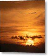 Sunset Ahuachapan 27 Metal Print