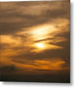 Sunset Ahuachapan 4 Metal Print