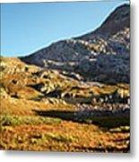 Sunset At Eldorado Lake - Weminuche Wilderness - Colorado Metal Print