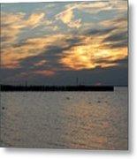 Sunset Bay 18 Metal Print