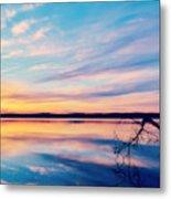 Sunset Bliss Metal Print